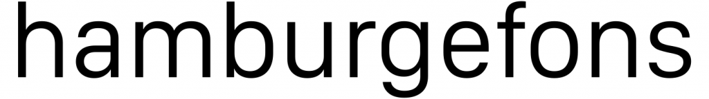 "The word ""hamburgefons"" in Apple's San Francisco font."